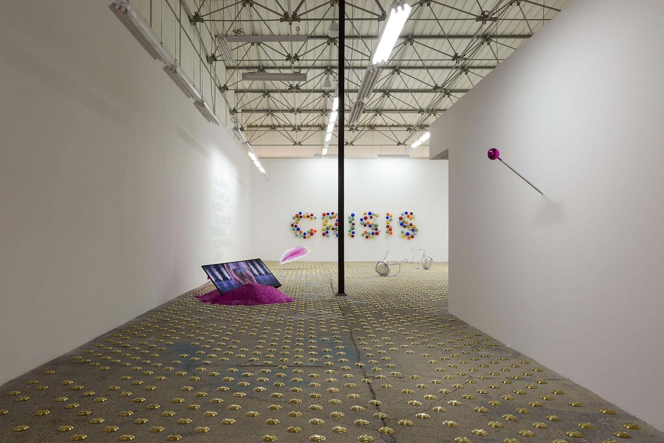 :mentalKLINIK, Exhibition, CATASTROPHICALLY GORGEOUS
