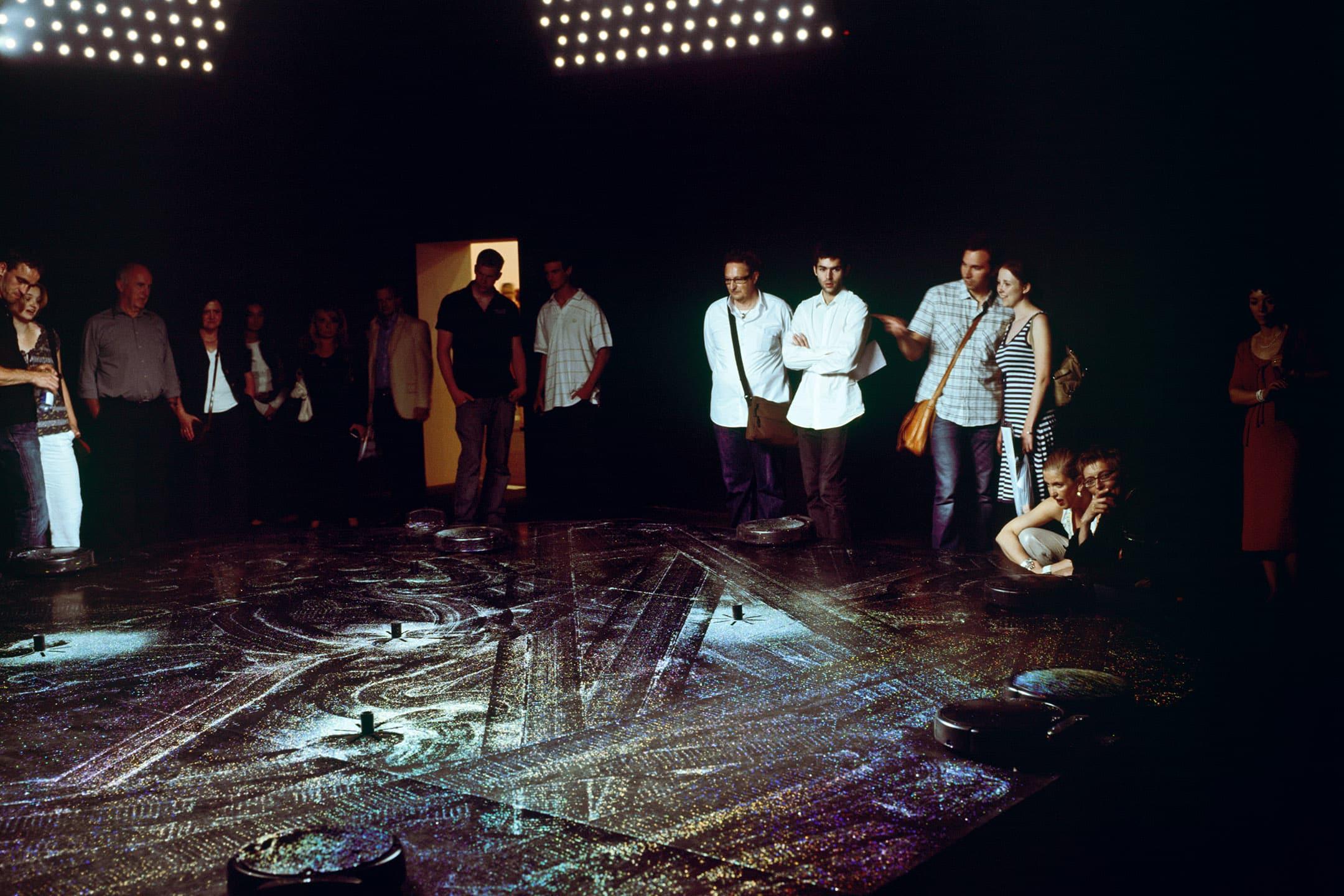 :mentalKLINIK, Exhibition, PUFF