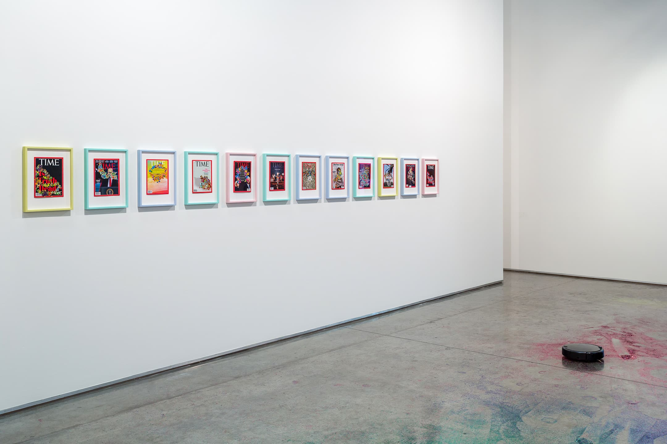 :mentalKLINIK, Exhibition, TRUISH