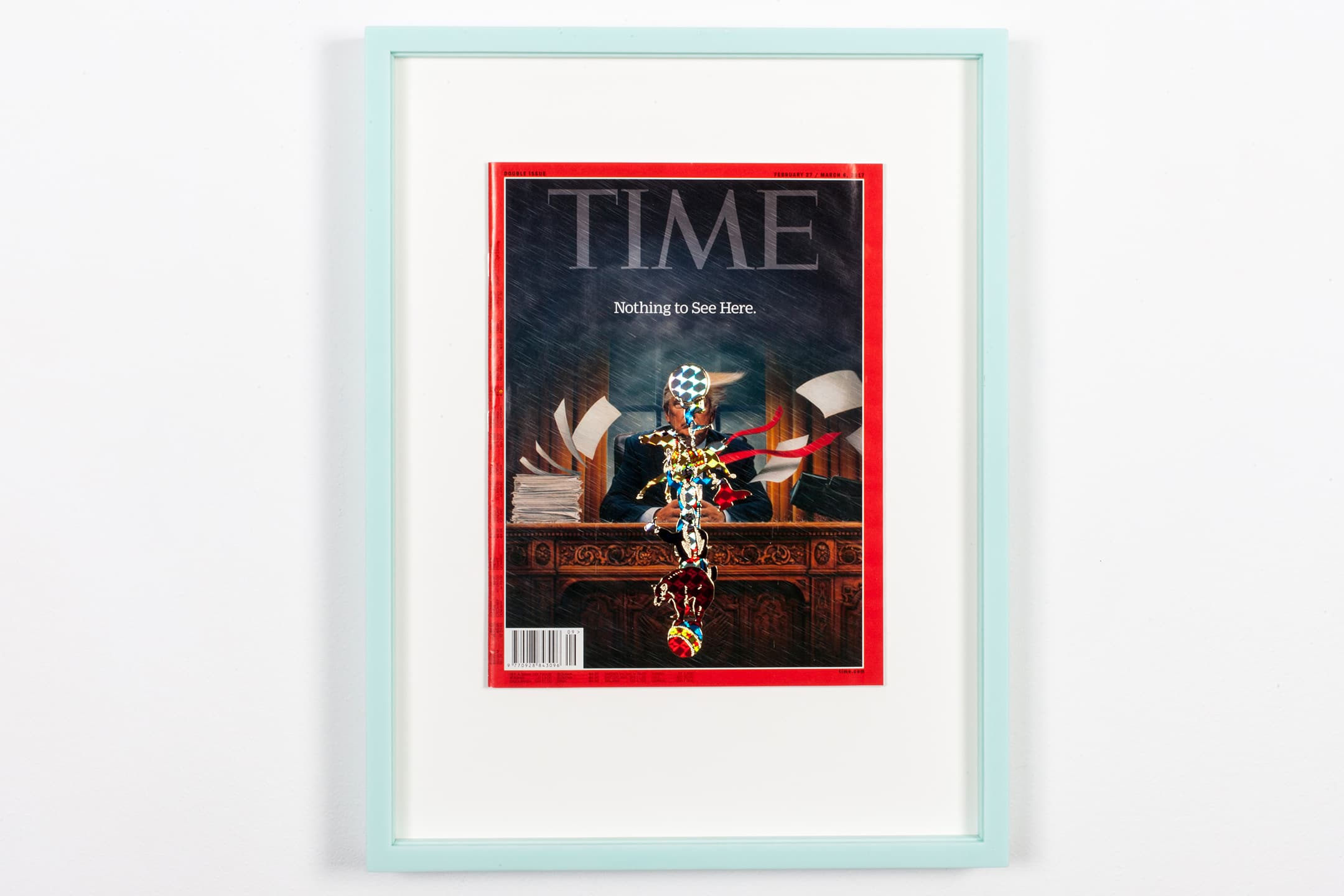 :mentalKLINIK, works, SOME TIME 1709, 2017