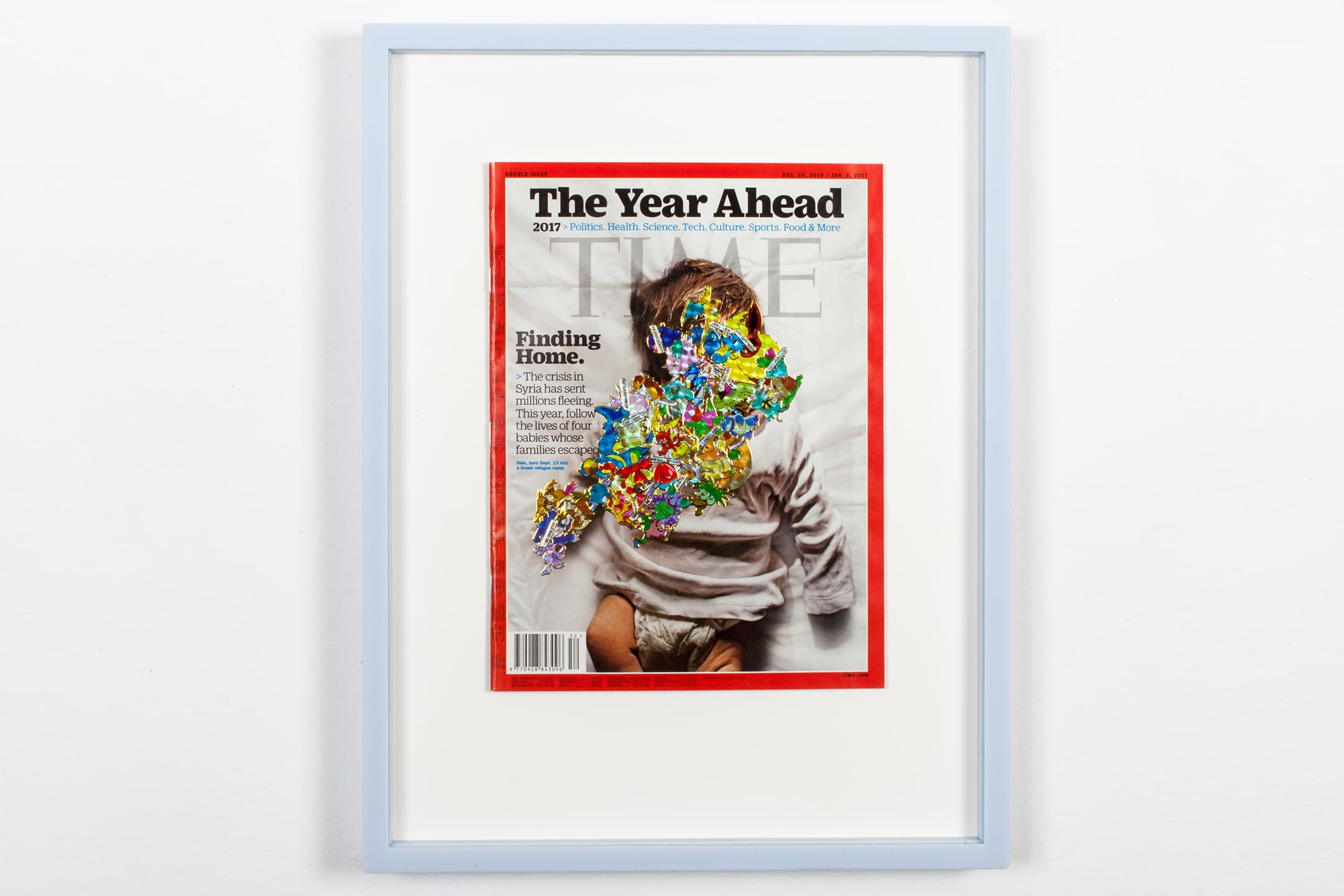:mentalKLINIK, works, SOME TIME 1705, 2017