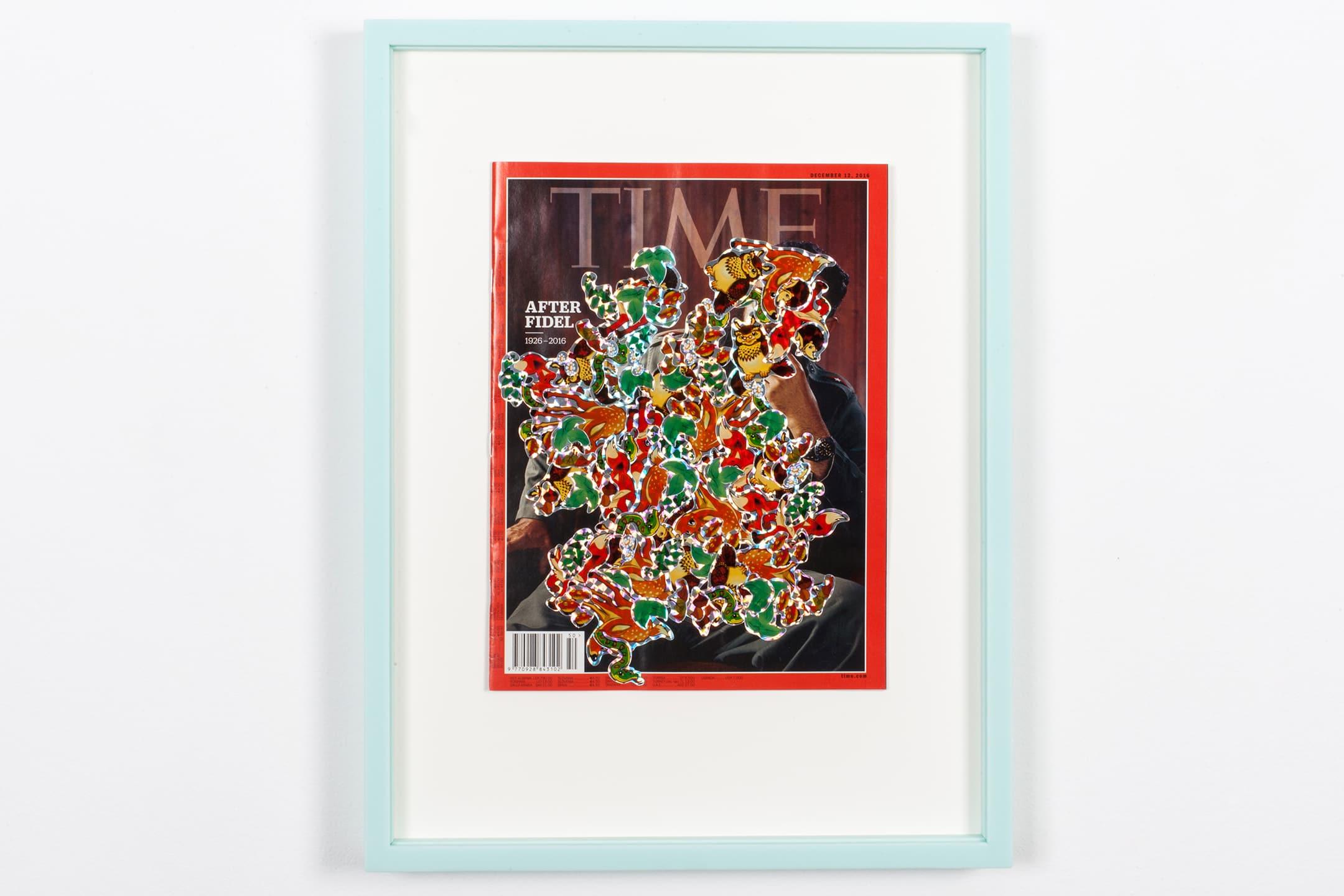 :mentalKLINIK, works, SOME TIME 1702, 2017