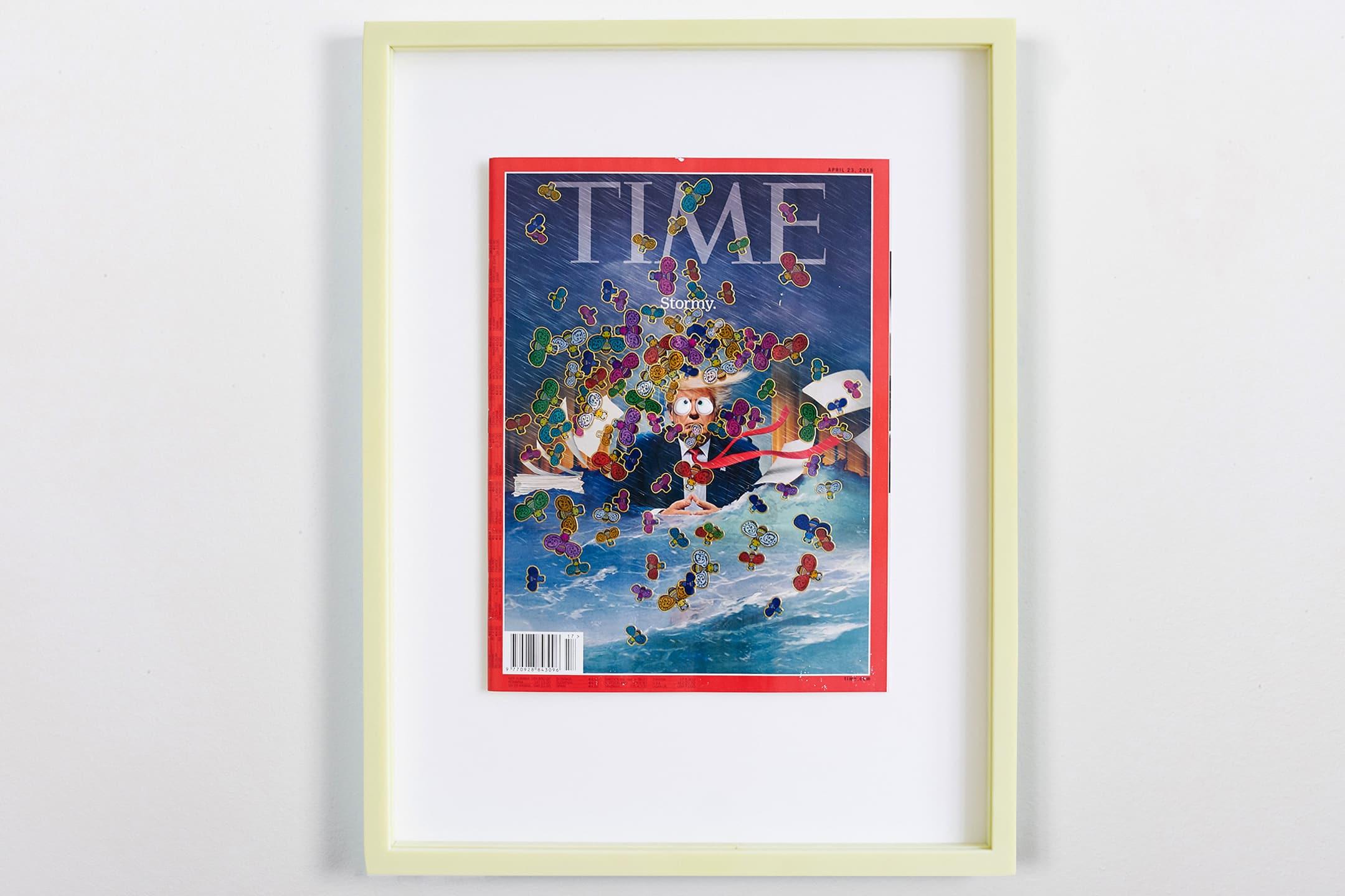 :mentalKLINIK, works, SOME TIME 1814, 2018