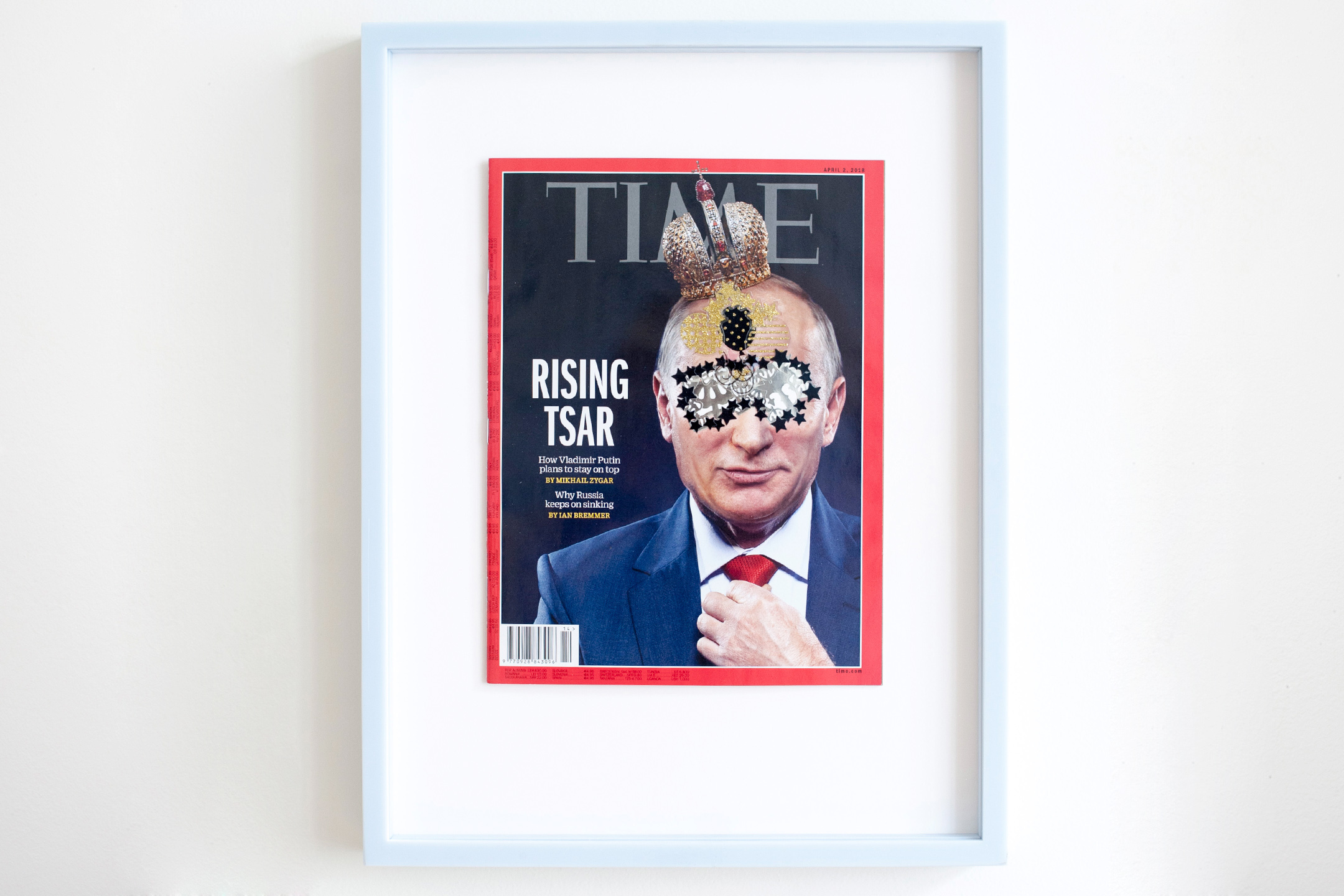 :mentalKLINIK, work, SOME TIME 1811, 2018