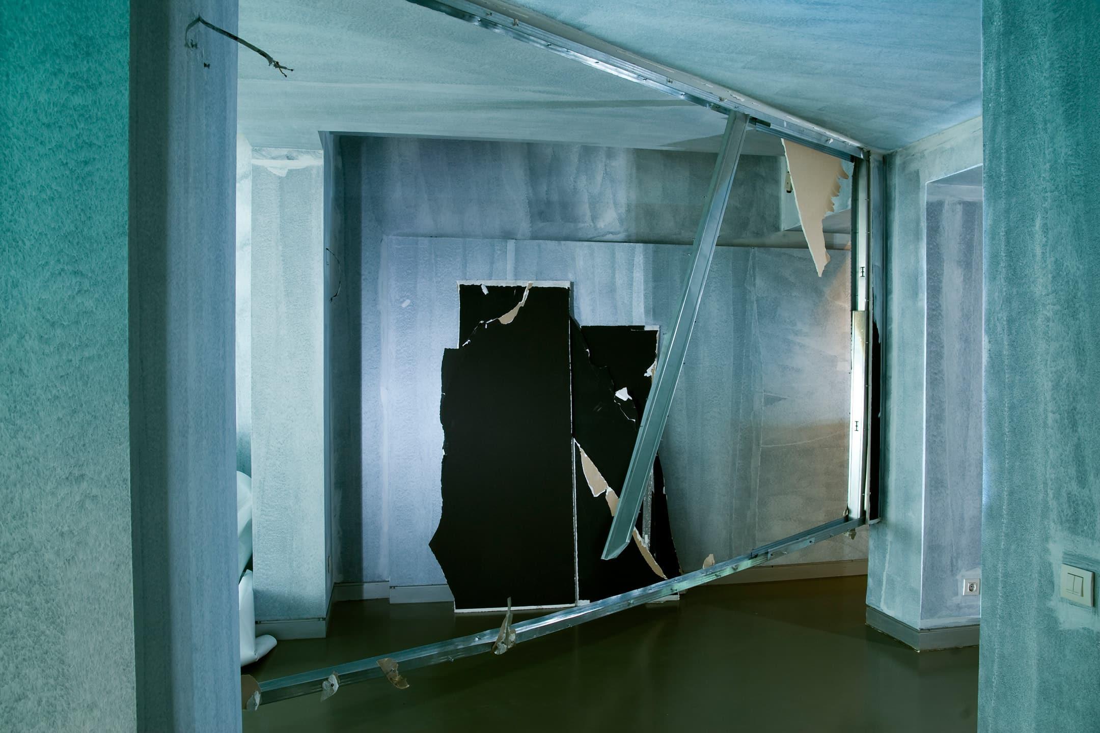 :mentalKLINIK, works, A-PIECE-OF-WALL, 2008